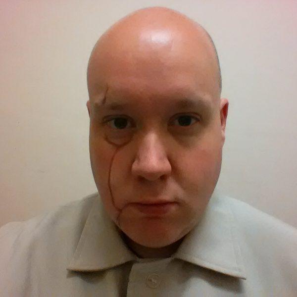 Guy as Blofeld