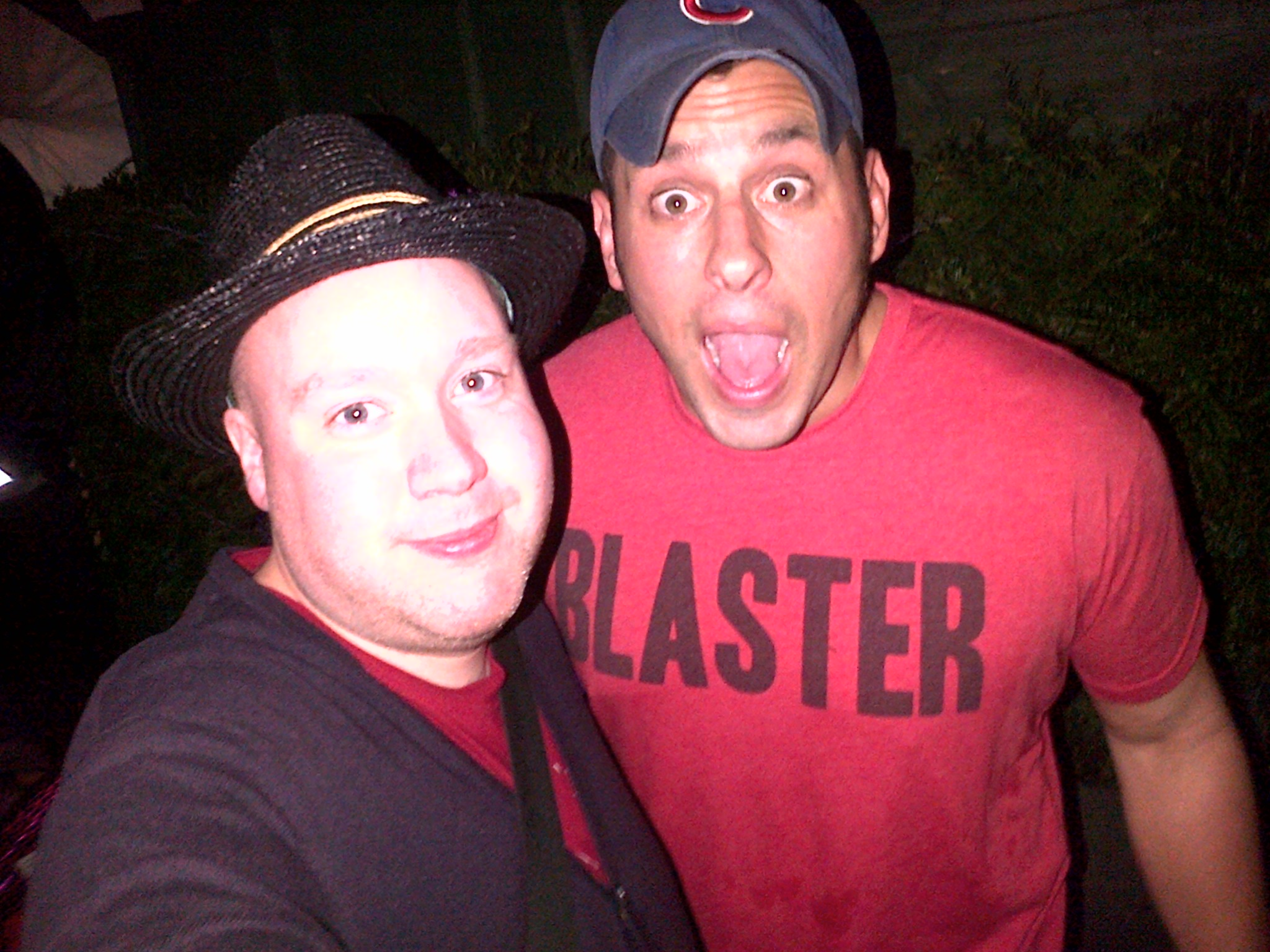 Fanboy photo with Colt Cabana