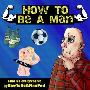 How To Be A Man cover image
