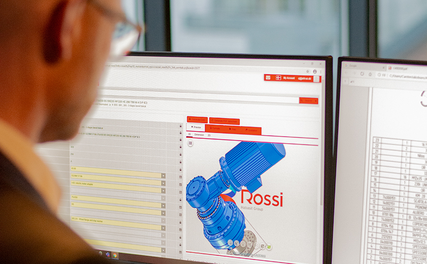 AHT A/S Rossi dimensionering
