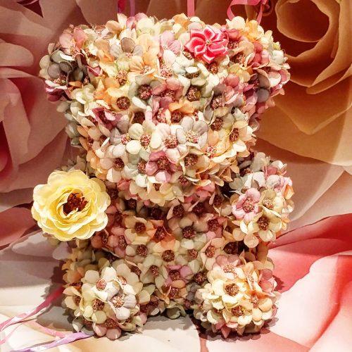 daisy flower bear