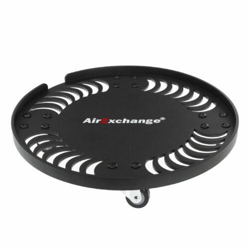 Transportsysteem voor de AirExchange® 600-T ZWART
