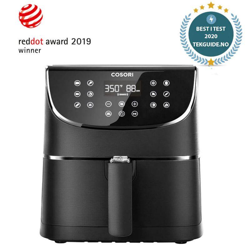 Cosori Airfryer premium best i test 2020
