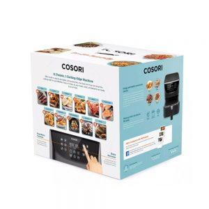 Cosori Premium airfryer pakke - svart