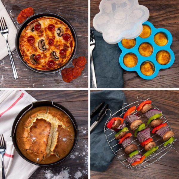 Mat tilbehør airfryer