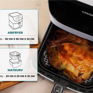 Airfryer Premium hvit cosori