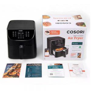 Cosori Smart aifryer innhold