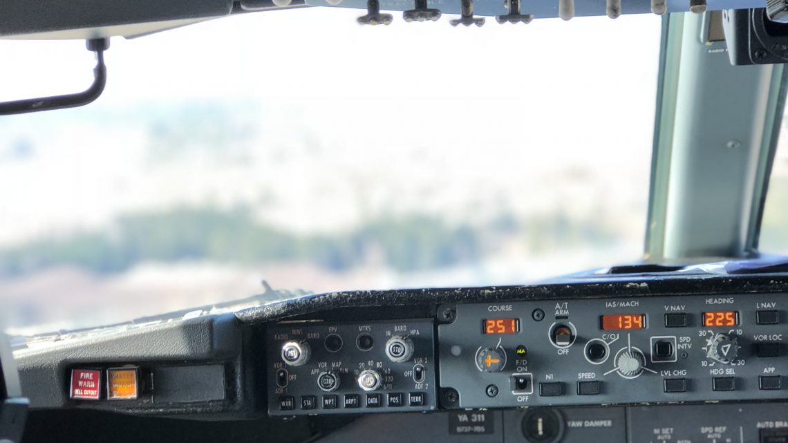 Trafikflygarutbildning