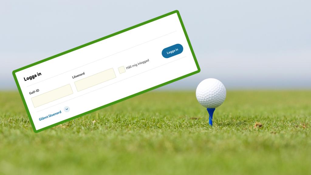 Info från Golfförbundet