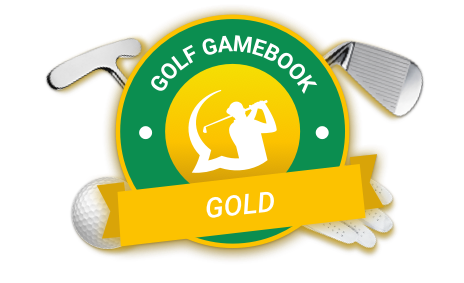 Golf GameBook för juniorer