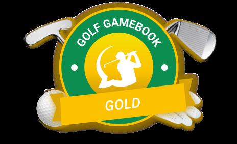 Golf GameBook för juniorer