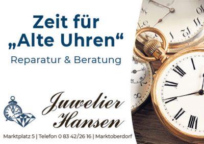 Hansen Uhren & Schmuck