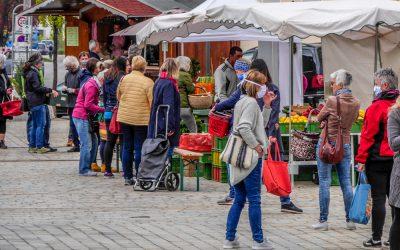 Wochenmarkt Marktoberdorf