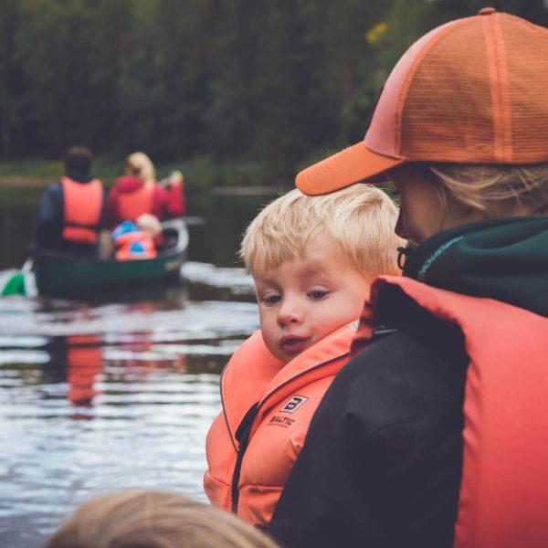 Voxnabruk kanot och camping