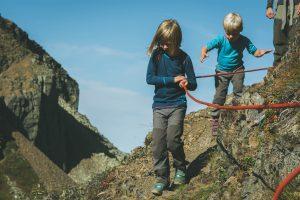 friluftsliv med barn