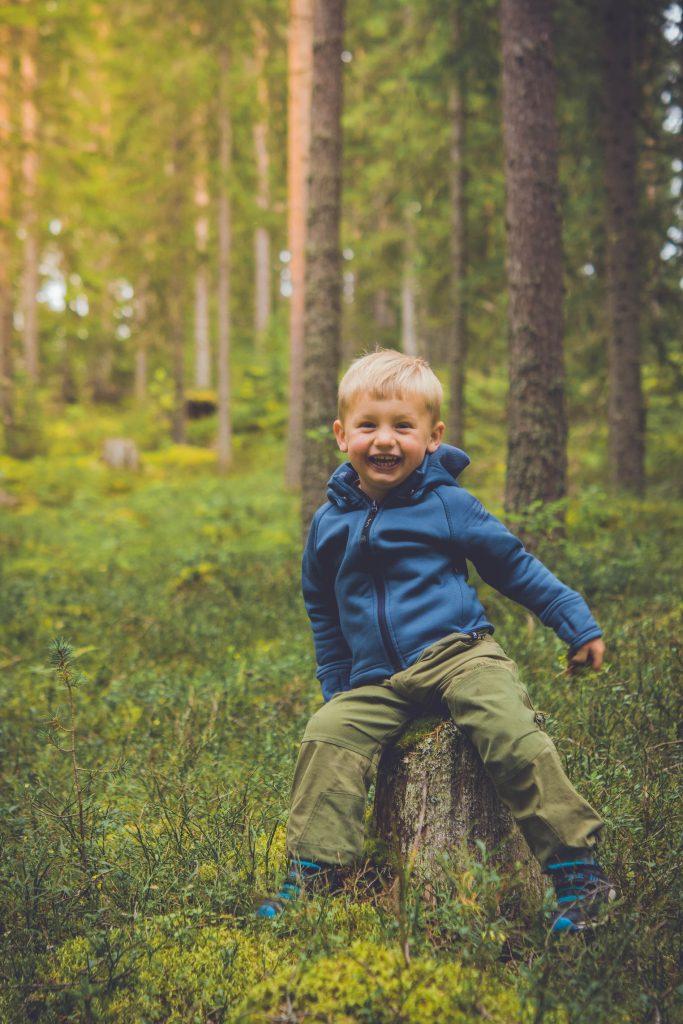 Höstskor för barn Aktivt familjeliv