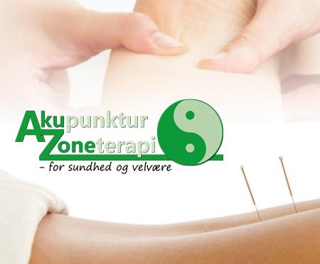 kombineret akupunktur og zoneterapi