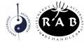 begge RAB OG PA logoer samlet