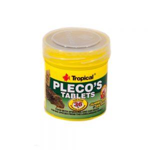 Tropical Plecos Tablets