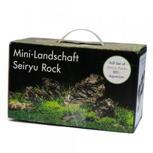 Aquadeco Mini Landscape Seiryu Rock 60l