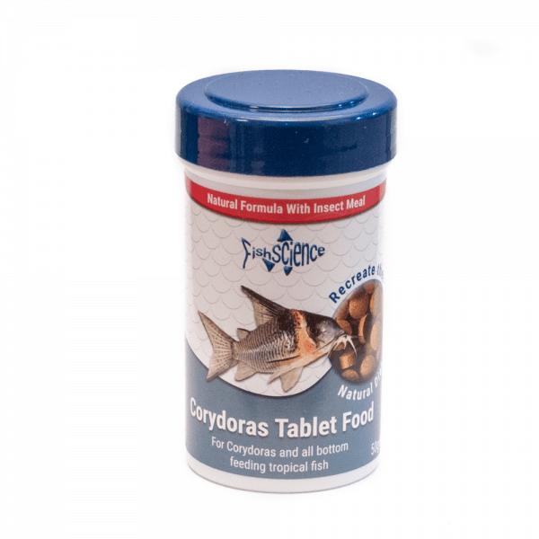 FishScience Corydoras Tablet Food