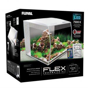 Fluval Flex LED 57 litraa