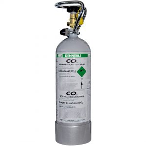 CO2-pullot