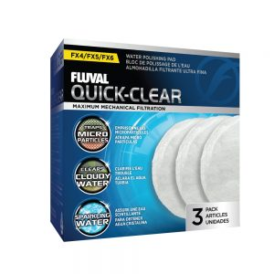 Fluval Quick-Clear Water Polishing Pad