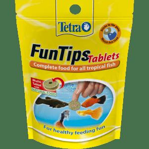 Tetra FunTips Tablets 20