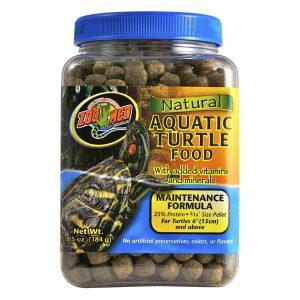 Zoo Med Natural Aquatic Turtle Food - Maintenance Formula