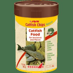Sera Catfish Chips Nature