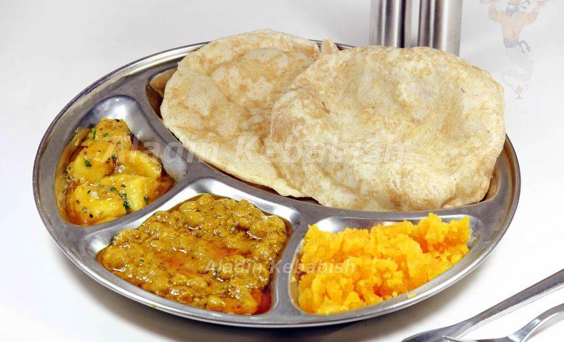 Halwa-Puri
