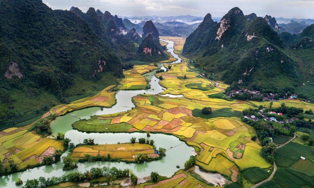 Visiter le sud du Vietnam