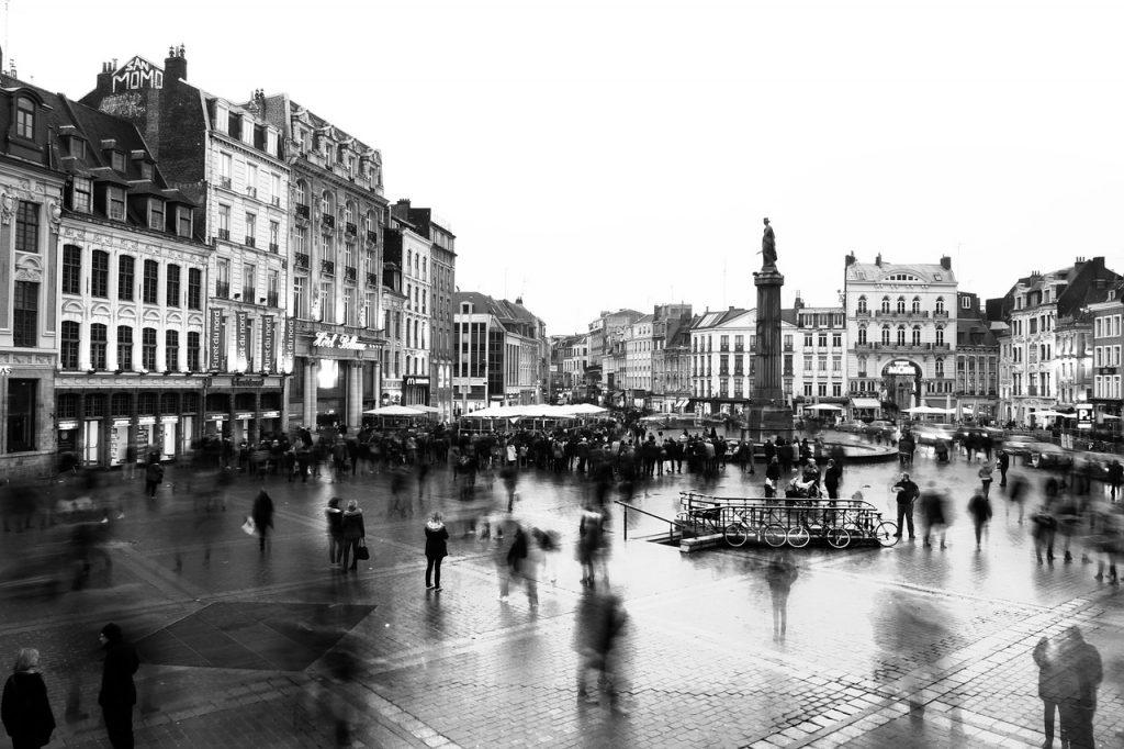 Découvrir la braderie de Lille