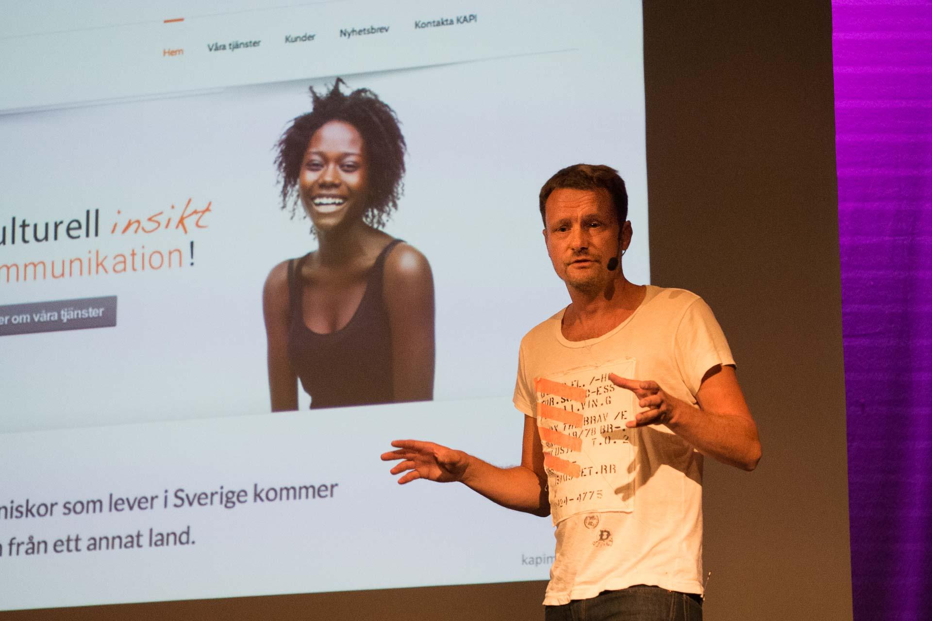 Per Karlströmer, vd och rådgivare på Kapi.