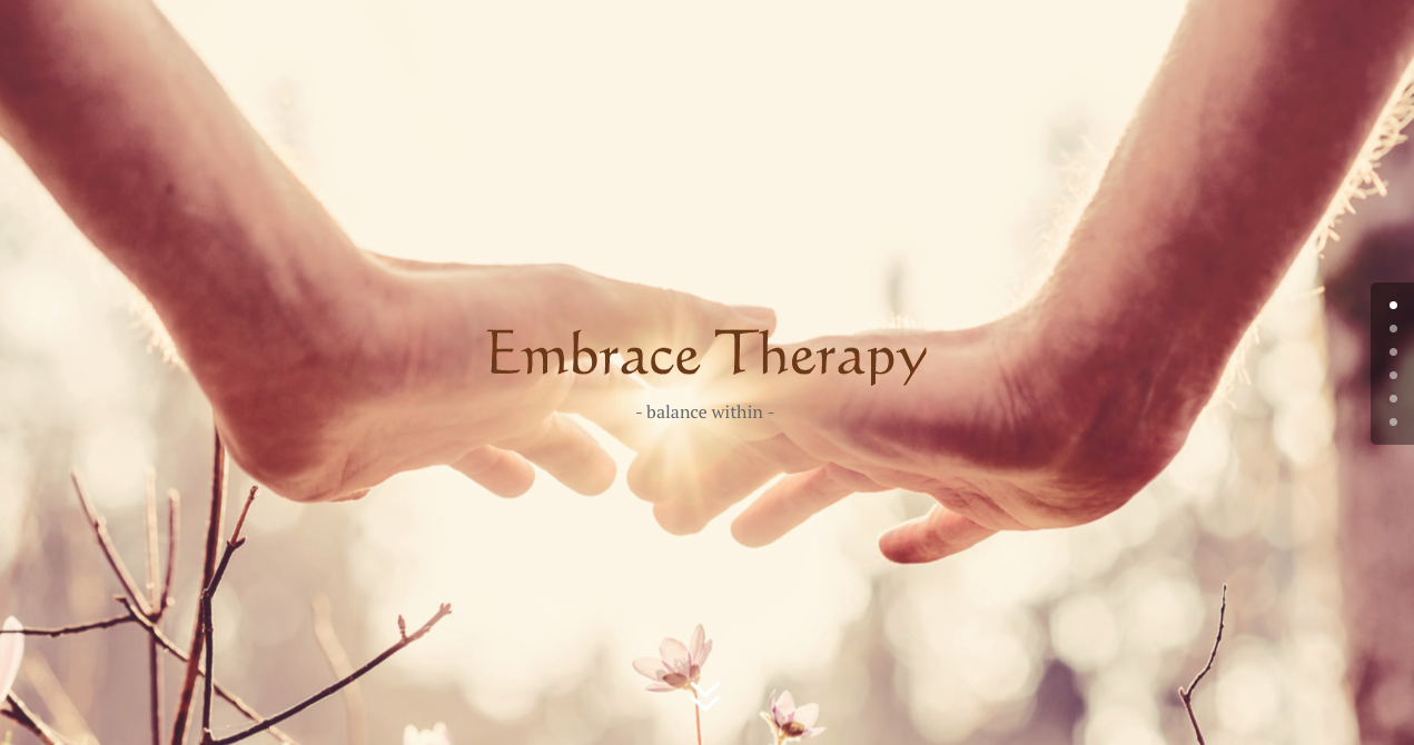 Embrace Therapy - balance within