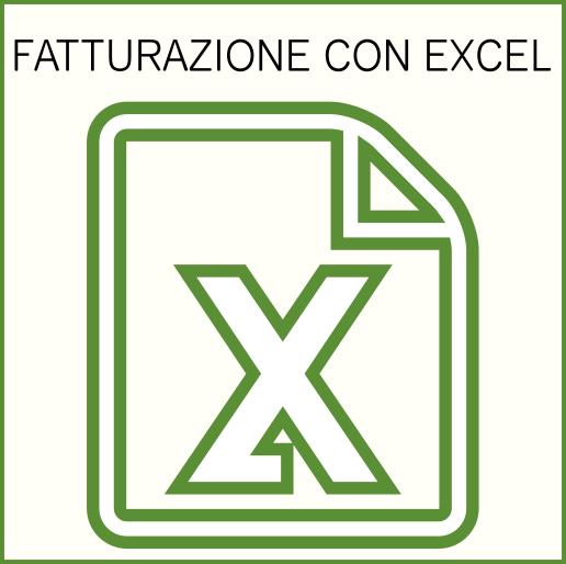 Fatturazione con Excel