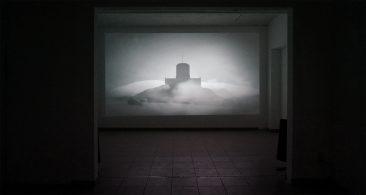 Inertia installation view, Alexandra Crouwers, 2014