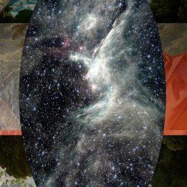 "Alexandra Crouwers, Galactic Ripple, 4K still, 2'00"", colour/silent, 2017"