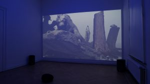 The_Archive, installation view DE Studio, Antwerp - Alexandra Crouwers, 2017