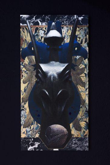 Alexandra Crouwers, Galactic Ripple, 2017-2018