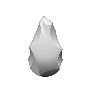 Stone Tool emoji proposal Unicode, Alexandra Crouwers, 2020