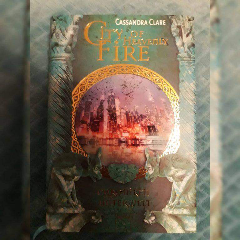 Buch City of Heavenly Fire von Cassandra Clare