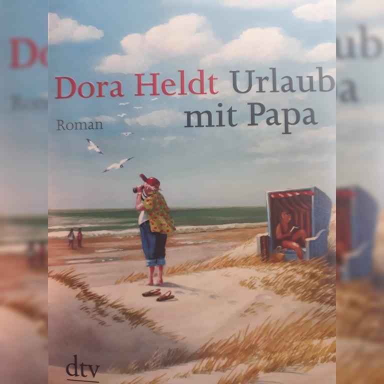 Buch Urlaub mit Papa von Dora Heldt