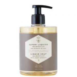 Marseille soap organic honey & propolis 500ml