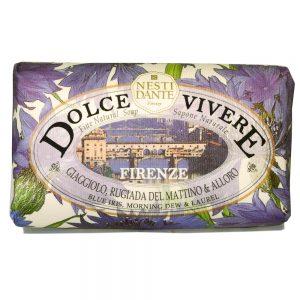 250g Fine Natural soap Firenze