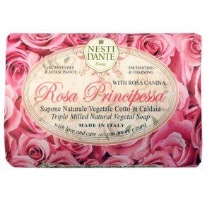150g Fine Natural soap Rosa Principessa