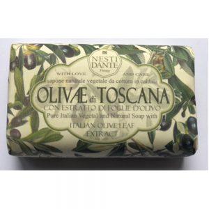 150g Fine Natural soap Olivae di Toscana