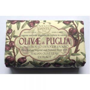 150g Fine natural soap Olivae di puglia