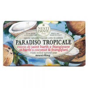 250g Fine Natural soap Coconut & Frangipani